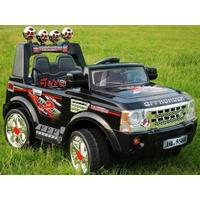 Электромобиль Racer Land Rover J012 BLACK (term)